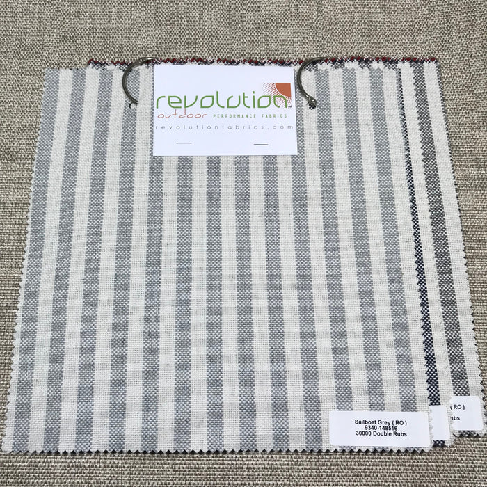 Sailboat Memo Set - Sailboat Memo Set - Revolution Upholstery Fabric