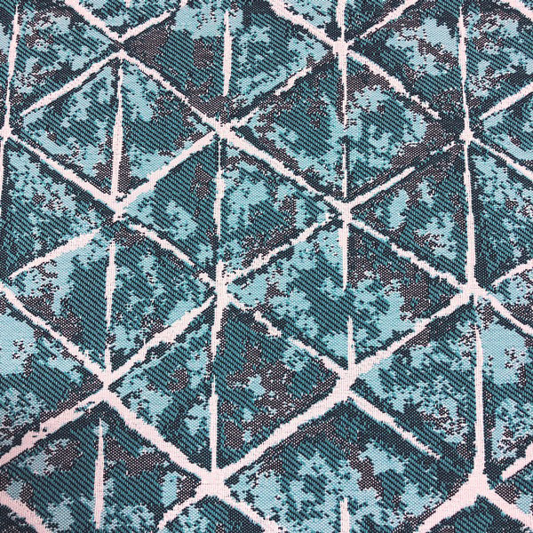 Sarong - Outdoor Performance Fabric - yard / Teal - Revolution Upholstery Fabric