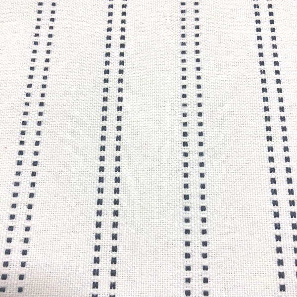 Stitch - Outdoor Performance Fabric - yard / Lapis - Revolution Upholstery Fabric