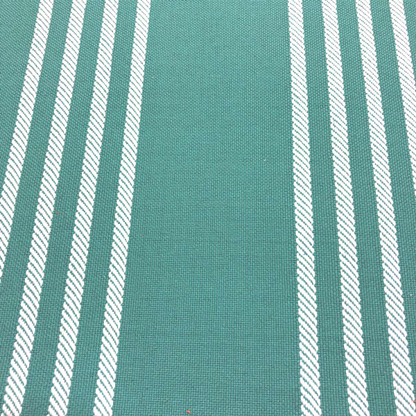 Shade - Outdoor Performance Fabric - yard / Aqua - Revolution Upholstery Fabric