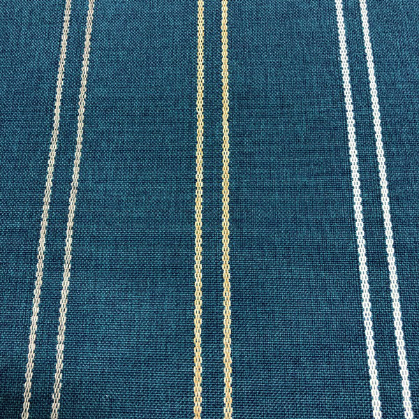 High Tide - Outdoor Upholstery Fabric - yard / Navy - Revolution Upholstery Fabric