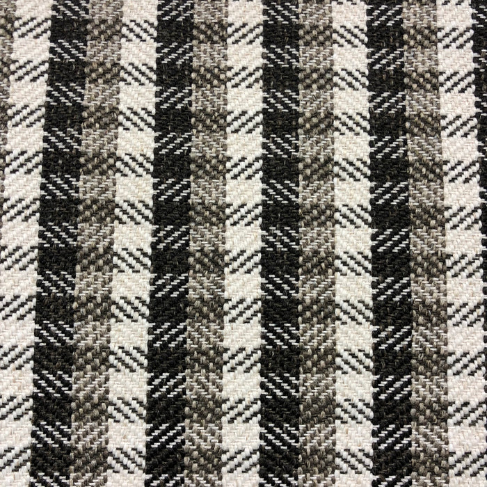 Chelsea - Performance Upholstery Fabric - yard / Onyx - Revolution Upholstery Fabric