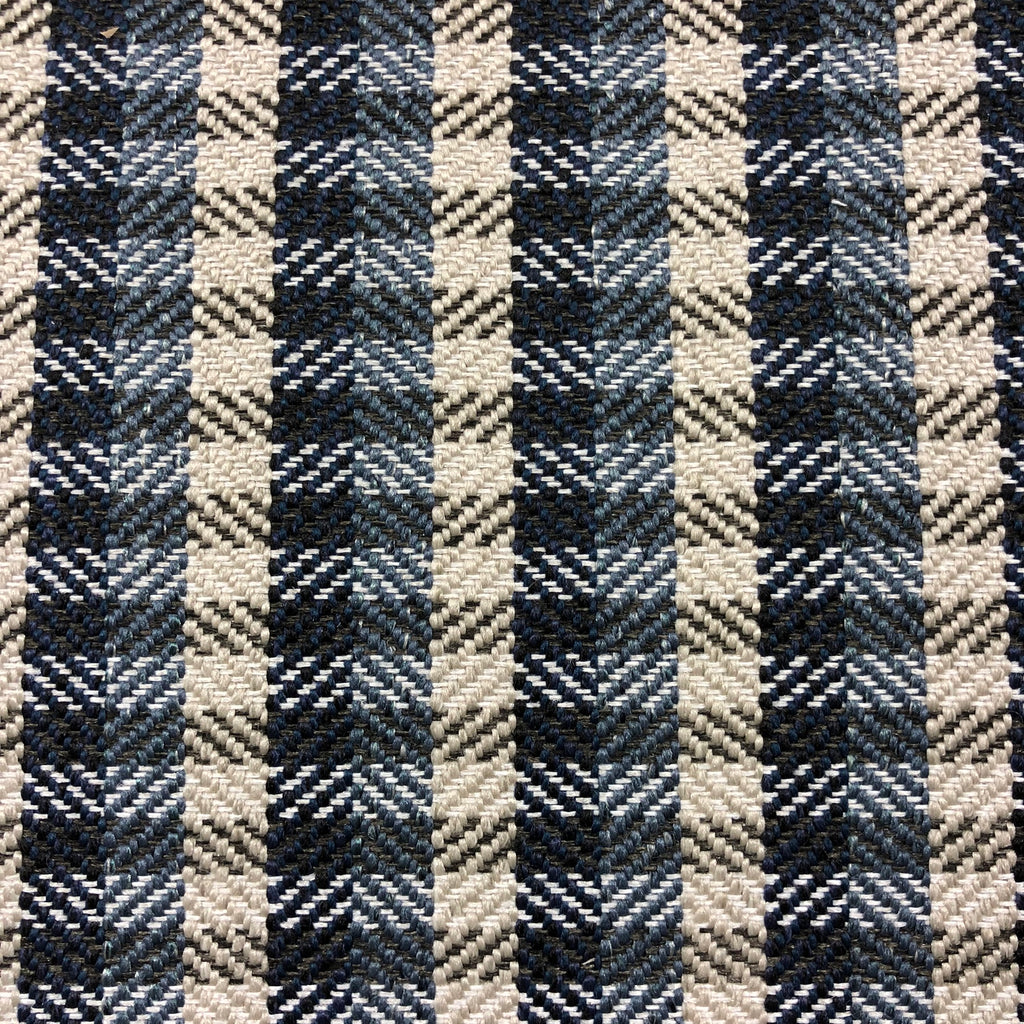Chelsea - Performance Upholstery Fabric - yard / Navy - Revolution Upholstery Fabric