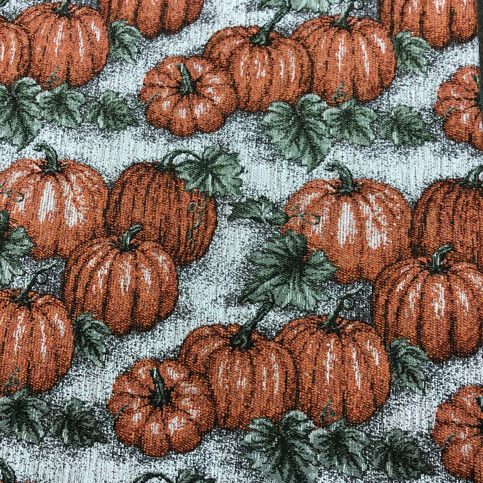 Pumpkin Patch Fabric - Yard - Revolution Upholstery Fabric