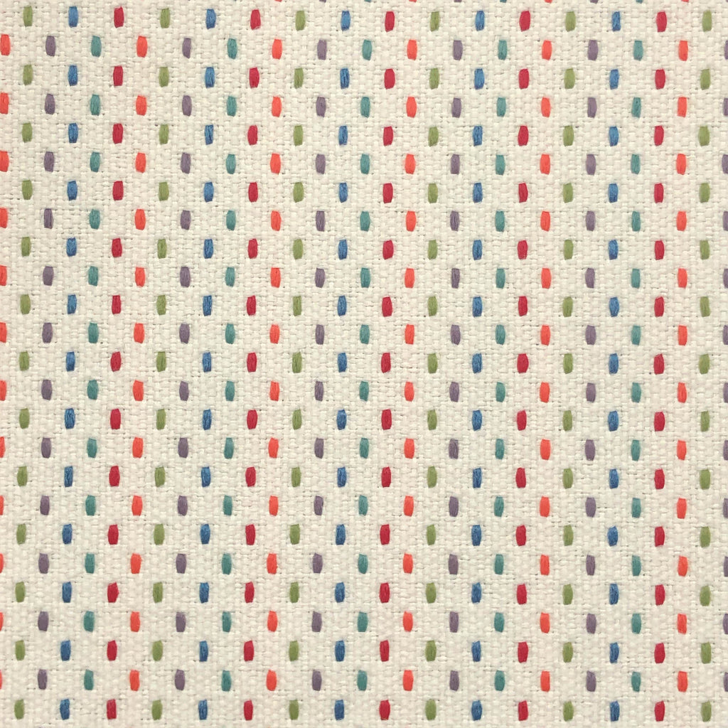 Dotz - Outdoor Upholstery Fabric - yard / Candy - Revolution Upholstery Fabric
