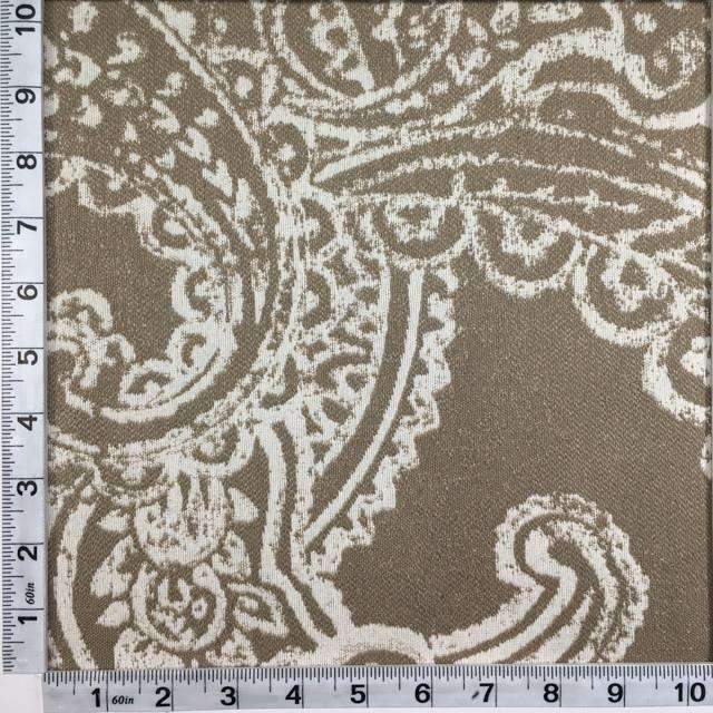 Opulent - Paisley Upholstery Fabric -  - Revolution Upholstery Fabric