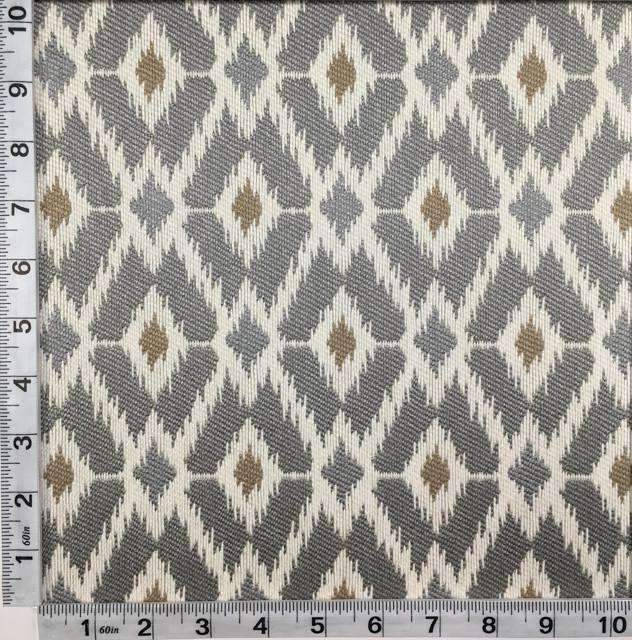 Pony Express - Diamond Pattern Upholstery Fabric -  - Revolution Upholstery Fabric