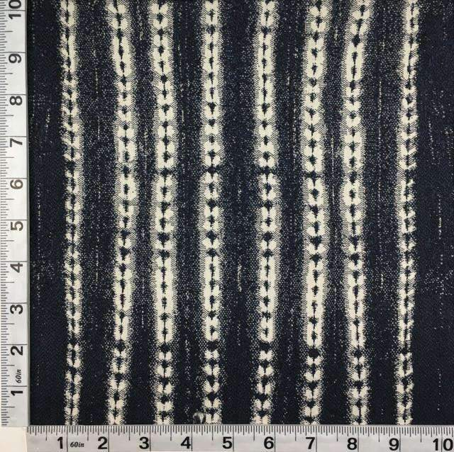 Spice - Striped Upholstery Fabric