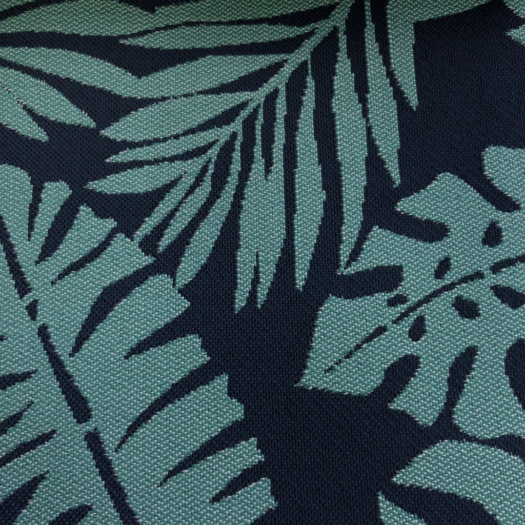 Tropical - Outdoor Performance Fabric - yard / Azule - Revolution Upholstery Fabric