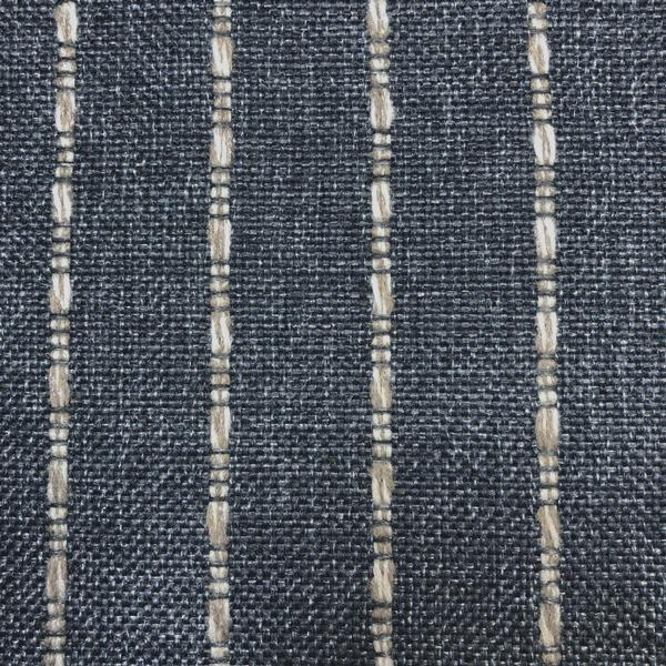 Avant Garde - Striped Upholstery Fabric - Yard / avantgarde-navy - Revolution Upholstery Fabric