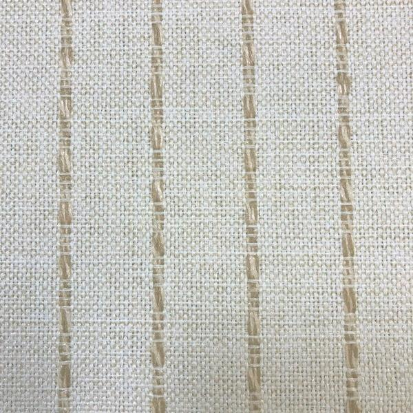 Avant Garde - Striped Upholstery Fabric - Yard / avantgarde- linentaupe - Revolution Upholstery Fabric