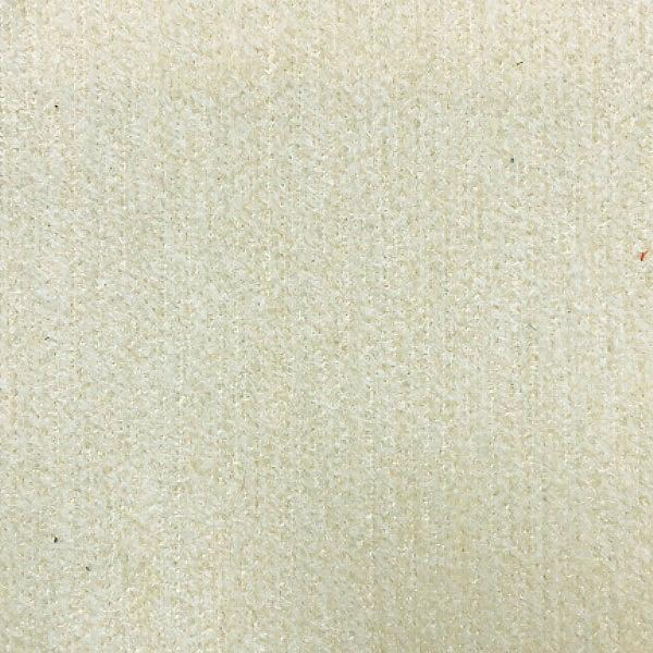 Balsam Court - Chenille Upholstery Fabric - Yard / balsamcourt-whitecream - Revolution Upholstery Fabric