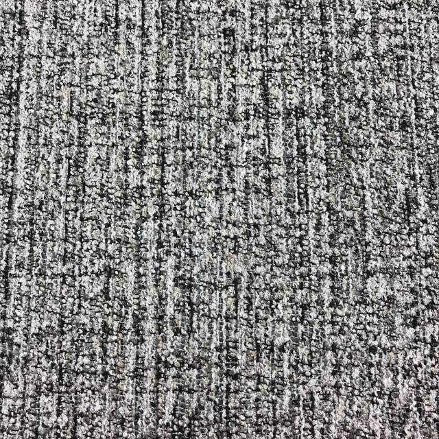Barkcloth - Performance Upholstery Fabric - swatch / barkcloth-steel - Revolution Upholstery Fabric