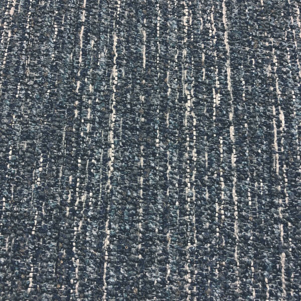 Barkcloth Fabric - Performance Upholstery Fabric - yard / barkcloth-denim - Revolution Upholstery Fabric