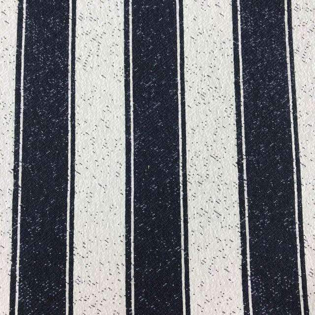 Beauchamp - Revolution Plus washable fabric - yard / beauchamp-navy - Revolution Upholstery Fabric