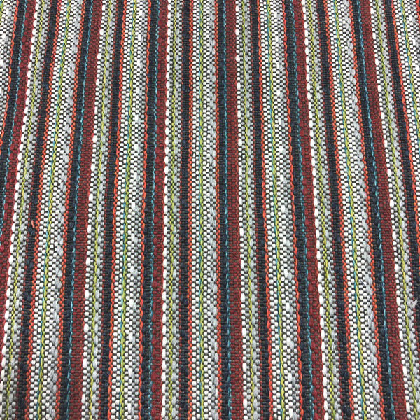 Bennett  - Outdoor Upholstery Fabric - yard / Rainbow - Revolution Upholstery Fabric