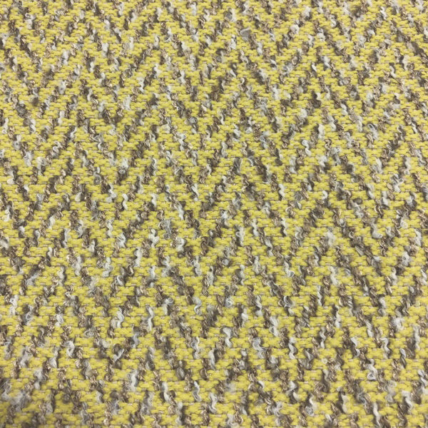 Berber - Performance Upholstery Fabric - yard / Yellow - Revolution Upholstery Fabric