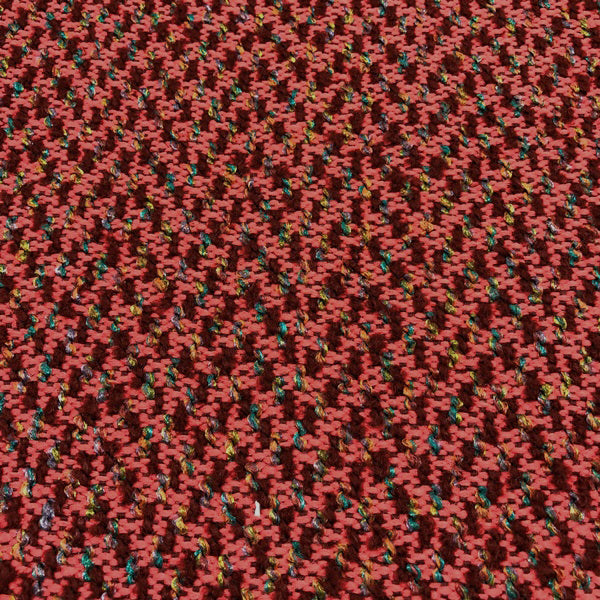 Berber - Performance Upholstery Fabric - yard / Red - Revolution Upholstery Fabric