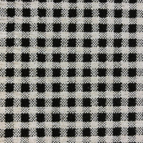 Berwick Plaid - Jacquard Upholstery Fabric - Yard / berwick-black - Revolution Upholstery Fabric