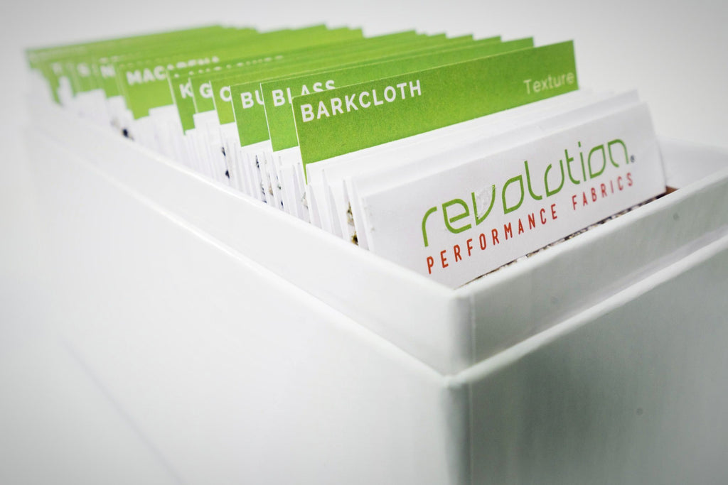 Box 3 - Revolution Swatch Collection -  - Revolution Upholstery Fabric