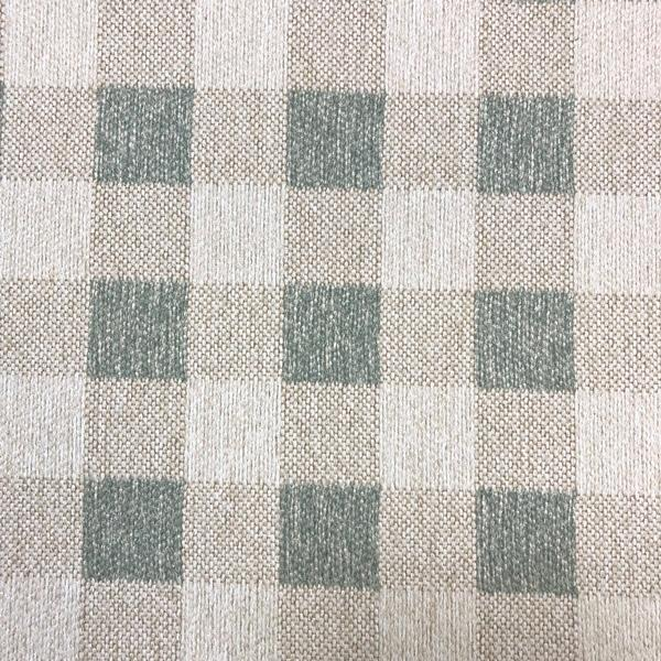 Brompton Checkered Print - Jacquard Upholstery Fabric - Yard / brompton-spa - Revolution Upholstery Fabric