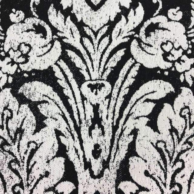 Cleo - Revolution Performance Fabric - yard / cleo-black - Revolution Upholstery Fabric