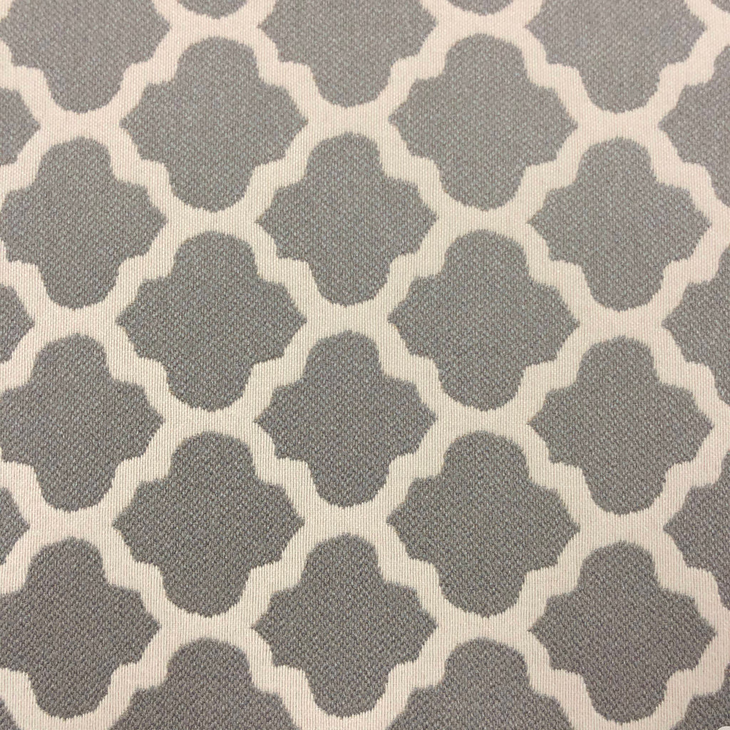 Metalwork - Washable Performance Fabric - metalwork-conch / Yard - Revolution Upholstery Fabric