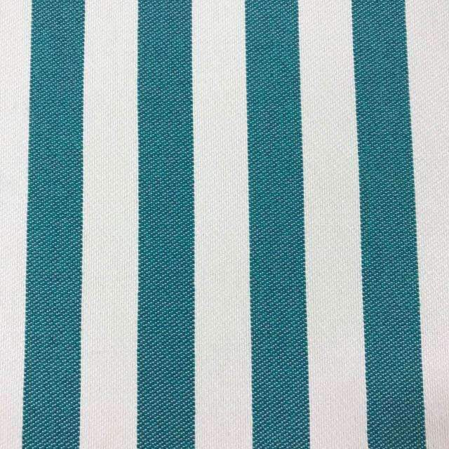 Cowabunga - Washable Striped Performance Fabric - yard / cowabunga-bottle - Revolution Upholstery Fabric
