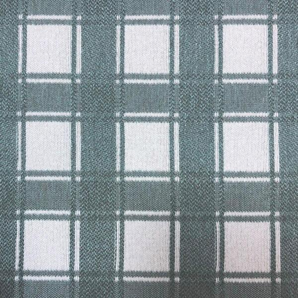 Denmark Plaid - Jacquard Upholstery Fabric - Yard / denmark-powder - Revolution Upholstery Fabric