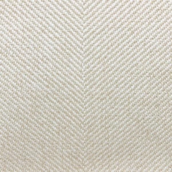 Downton - Performance herringbone upholstery fabric - Yard / downton-flax - Revolution Upholstery Fabric