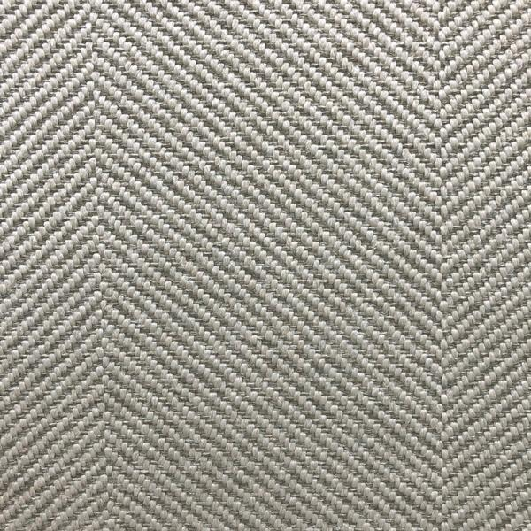 Downton - Performance herringbone upholstery fabric - Yard / downton-greige - Revolution Upholstery Fabric