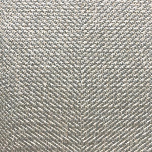 Downton - Performance herringbone upholstery fabric - Yard / downton-mineral - Revolution Upholstery Fabric