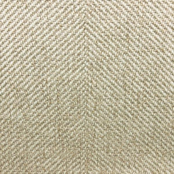 Downton - Performance herringbone upholstery fabric - Yard / downton-straw - Revolution Upholstery Fabric