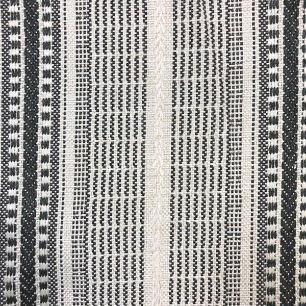 Farmhouse Performance Fabric - Yard / farmhouse-charcoal - Revolution Upholstery Fabric