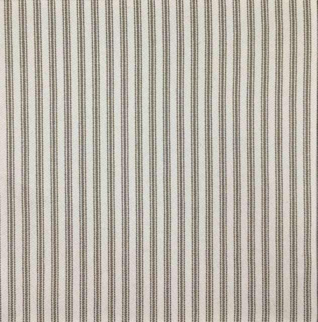 Foreshore - Washable Striped Performance Fabric - foreshore-sand / Yard - Revolution Upholstery Fabric