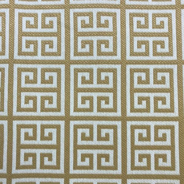 Goddess - Jacquard Upholstery Fabric - Yard / goddess-gold - Revolution Upholstery Fabric