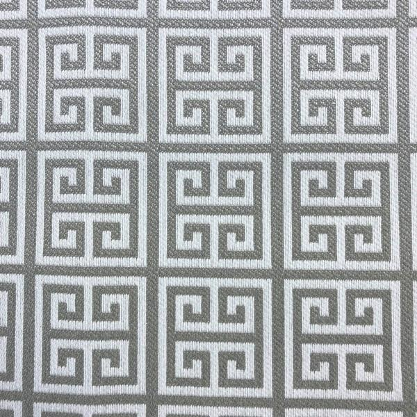 washable greek key fabric
