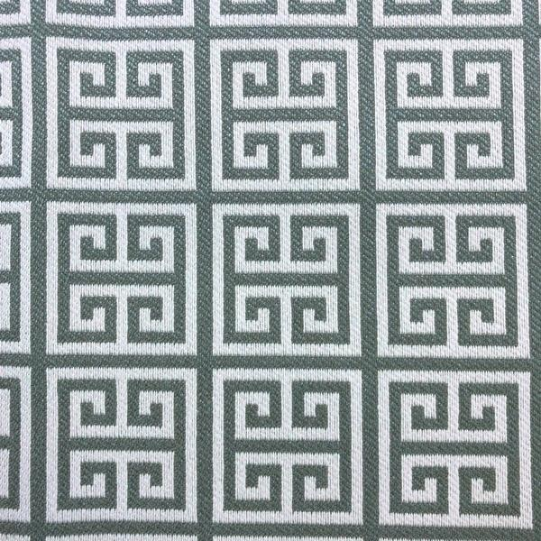 Goddess - Jacquard Upholstery Fabric - Yard / goddess-teal - Revolution Upholstery Fabric