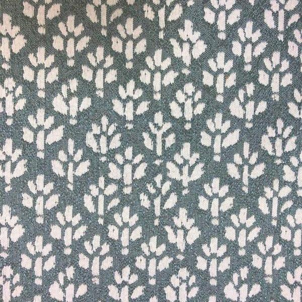 Iceland Ditsy Floral -  Jacquard Upholstery Fabric - Yard / iceland-powder - Revolution Upholstery Fabric