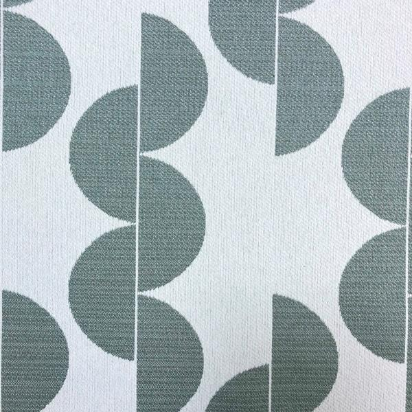 Lunar - Jacquard Upholstery Fabric - Yard / lunar-teal - Revolution Upholstery Fabric