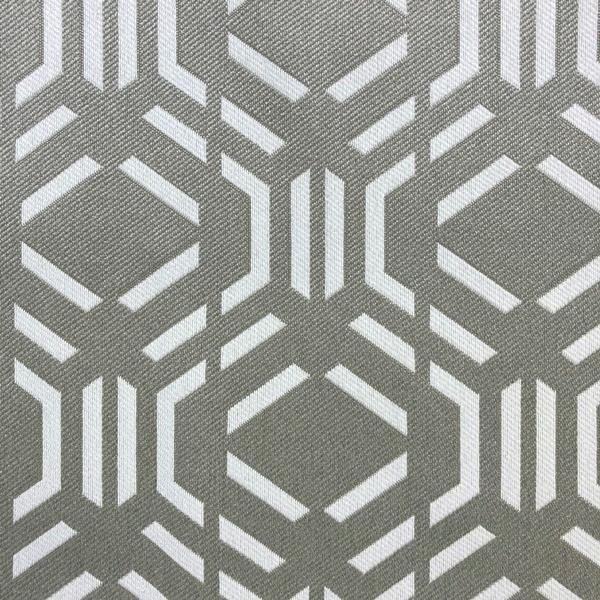 Montpelier Geometric Pattern -  Jacquard Upholstery Fabric - Yard / montpelier-taupe - Revolution Upholstery Fabric