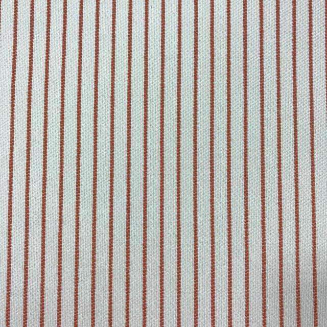 Optimum - Washable Striped Performance Fabric - swatch / optimum-mango - Revolution Upholstery Fabric
