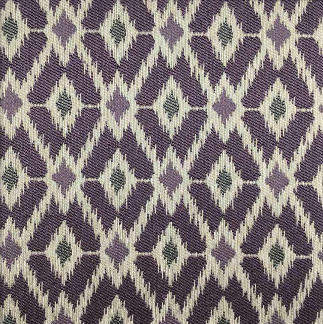 Pony Express - Diamond Pattern Upholstery Fabric - pony-express-lilac / Yard - Revolution Upholstery Fabric