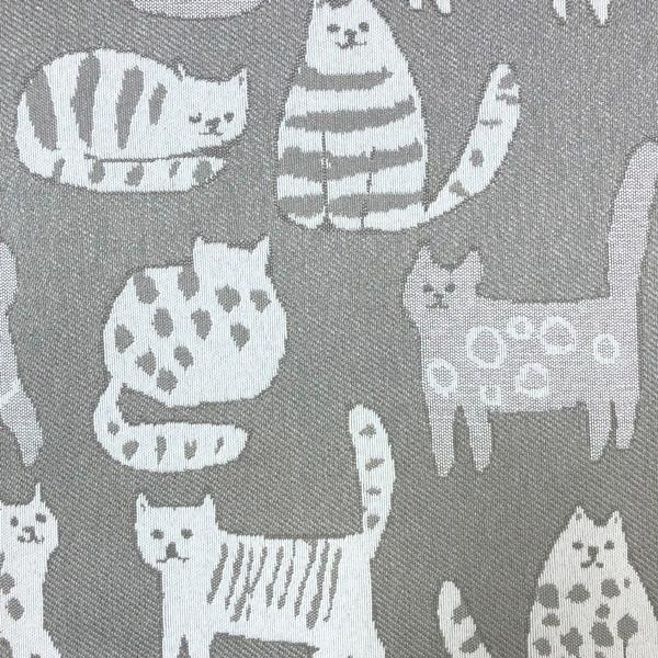 Purr Cat - Jacquard Upholstery Fabric - Yard / purr-loft - Revolution Upholstery Fabric