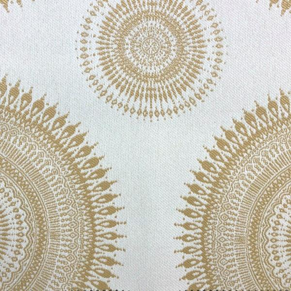 Regalia - Jacquard Upholstery Fabric - Yard / regalia-gold - Revolution Upholstery Fabric