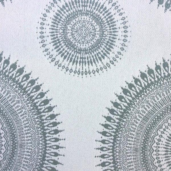 Regalia - Jacquard Upholstery Fabric - Yard / regalia-teal - Revolution Upholstery Fabric
