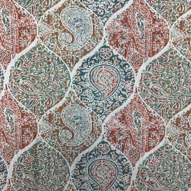 Remastered - Jacquard Upholstery Fabric - Yard / remastered-pottery - Revolution Upholstery Fabric