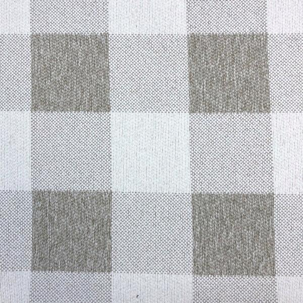Rothbury Checkered - Jacquard Upholstery Fabric - Yard / rothbury-taupe - Revolution Upholstery Fabric