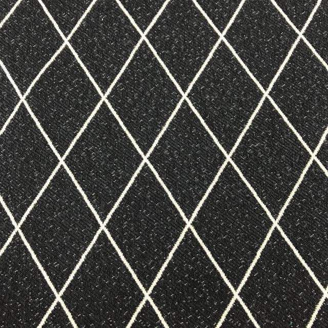 Silver Screen - Revolution Plus Performance Fabric - yard / silverscreen-navy - Revolution Upholstery Fabric