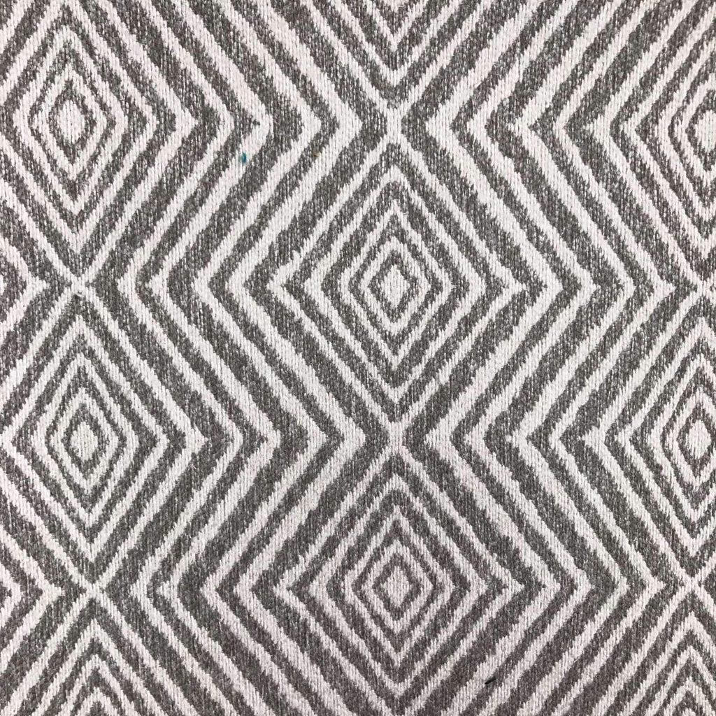 Tribe Diamond Print - Jacquard Upholstery Fabric - yard / tribe-tweed - Revolution Upholstery Fabric